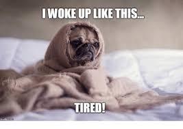 I Woke Up Like This Meme - i woke up like this tired meme on me me
