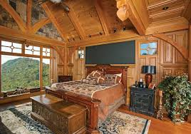 Timber Frame Bed Bedrooms And Bathrooms Timber Frame Photo Gallery