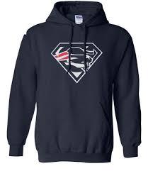 patriots sweater custom patriots superman from kickoff shirts for my