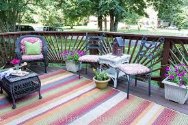 Decorating Decks And Patios Deck Decorating Ideas On A Budget