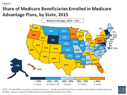 Star Maps Los Angeles by Medicare Advantage 2015 Spotlight Enrollment Market Update The