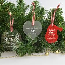 personalised glass tree decorations uk psoriasisguru