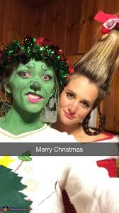 lou who and the grinch costume photo 3 4