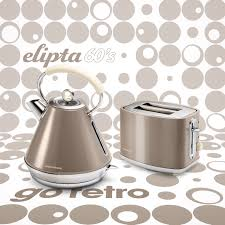 Morphy Richards Kettle And Toaster Set Bring The Sixties To Your Kitchen With The Morphy Richards Elipta