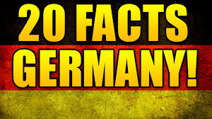 20 facts about germany your monday cure