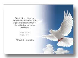 thank you for funeral flowers the 25 best funeral thank you cards ideas on funeral