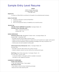 Resume Sales Associate Skills Resume Sle Entry Level 28 Images Entry Level Retail Sales