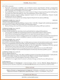 Senior Hr Manager Resume Sample Hr Director Resume Lukex Co