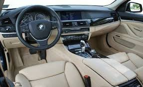 2011 bmw 550i instrumented test car and driver