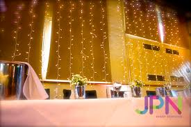 wedding backdrop hire essex fairy light backdrop hire for weddings in essex london