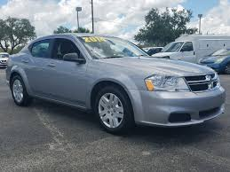 used 2014 dodge avenger 4dr sdn se for sale wauchula fl vin