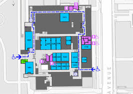 Laboratory Floor Plan Mechanical Engineering Laboratory