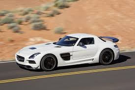 mercedes sls amg edition mercedes unveils the 2014 sls amg black edition 9