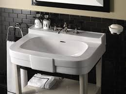 console sink with drawers audrey by devon u0026devon