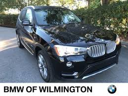 certified used bmw x3 for sale 20 certified pre owned bmws in stock bmw of wilmington