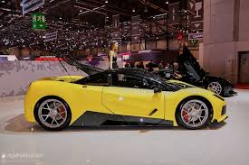 yellow bugatti chiron arash af10 steals bugatti chiron u0027s show in geneva with 2 080 hp