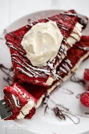red velvet french toast cafe delites