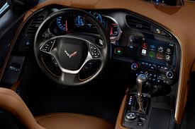 2014 corvette interior pic view of the 2014 corvette stingray with an automatic