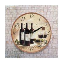 cuisine murale horloge murale cuisine achat horloge murale cuisine pas cher