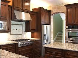 kitchen travertine backsplash furniture country kitchen cupboard design with travertine