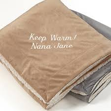 Engraved Blankets Baby Custom Embroidered Sherpa Blanket 50x60 You Name It Men U0027s Gifts