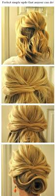partial updos for medium length hair 15 cute and easy hairstyle tutorials for medium length hair gurl