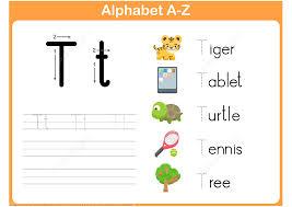 letter t tracing worksheet free printable puzzle games