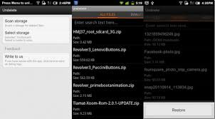 undelete photos android top 5 contacts recovery apps