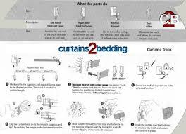 Plastic Curtain Tracks Curtains2bedding U2013 196 U2033 500cm Plastic Curtain Track Strong