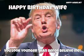 Wife Birthday Meme - happy birthday wishes for wife quotes images and wishes happy