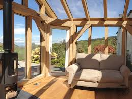 timber frame extensions and timber frame kits scotland latest