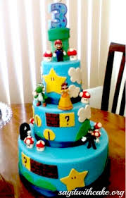 mario cake mario cake say it with cake