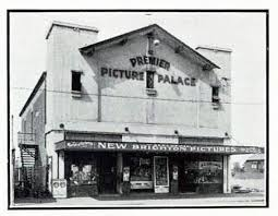 this used to be the princess theatre and later the bargain house