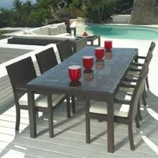 Patio Table Furniture Resin Patio Furniture Sets Foter