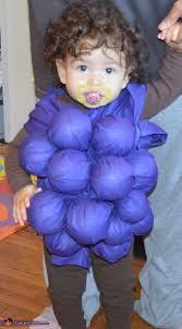 Halloween Grape Costume Grapes Baby Halloween Costume Photo 2 2