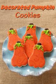 Halloween Decorated Sugar Cookies Halloween Cookies Archives The Bearfoot Baker