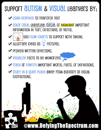 free autism awareness printables