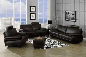 view in gallery awesome black leather modern sofa in white theme cheap black sofa sets 22 with cheap black sofa sets