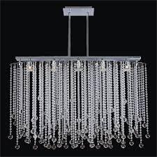 crystal rain chandelier crystal rain 565b u2013 glow lighting