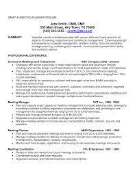 Event Planner Resume Template 100 Unit Coordinator Resume Build A Resume Portfolio U0026