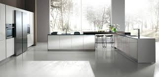 Italian Modern Kitchen Cabinets Iconic Italian Kitchen Reinvented With Sleek Simplicity And