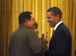 chavez obama meeting at summit relaunches us venezuela relations