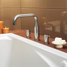 Faucet For Tub by Serin Deck Mount Bathtub Faucet American Standard
