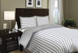 Striped Comforter Look For Less Striped Bedding Effortless Style Blog