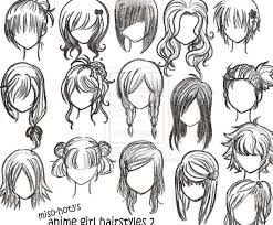 coloring pages pretty how to draw hair easy finished howtodraw