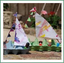 0 egg carton boats egg cartons and craft