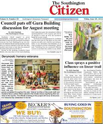 06 29 2012 the southington citizen by dan champagne issuu