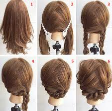 of the hairstyles images simple indian hairstyles for medium hair step by step minimalist