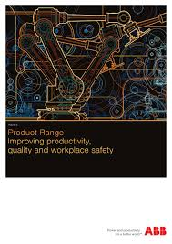 abb robotics product range brochure 2013 by abb robotics issuu