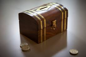 money box fairtrade wooden money box with brass detail the chor tree